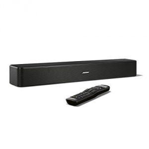 Bose® Solo 5 - Barra de sonido para televisores, negro 9