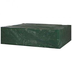 Ultranatura 1177 Cubierta Protectora para Muebles de jardín, Verde, 245x195x80 cm 7