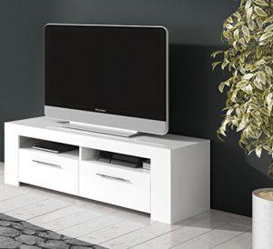 Mobelcenter - Mueble de comedor moderno, color Blanco - 120 cm de ancho x 42 cm de profundidad x 40 cm de altura - 0680 2