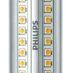 Philips Bombilla Tubo R7S 929001243701 - Tubo Lineal LED, Casquillo, Consume Equivalente, Regulable, Luz Fría 4 Pin, 14 W, Blanco 4