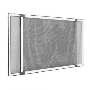 JAROLIFT Mosquitera extensible/Easy Slide para ventanas y puertas con railes de persiana enrollable 8