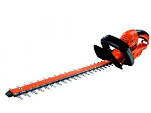 BLACK+DECKER GT6060-QS - Cortasetos eléctrico 600W, espada de 60 cm 7