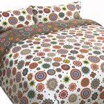 Funda nórdica Reversible Mandalas estampadas TIARA (Para cama de 150x190/200 (Nórdico de 240)) 15