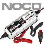 NOCO Genius G3500EU 6V / 12V 3.5 Amp Cargador de batería inteligente y mantenedor para auto, moto y más 12