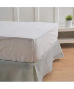 10XDIEZ Cubre canapés 135 Gris - Medidas canapé 135cm - Elegante y Sencillo de Lavar y Colocar - Tejido Fuerte, Suave y Duradero 1