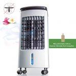 Newteck - Climatizador Portátil Frío Fresh Essence, Ventilador de Torre con Aromatización del Aire, 3 Velocidades, Función Frío, Oscilación 120º, Bajo Consumo (80W). Climatizador Evaporativo sin Tubo 19