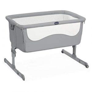 Chicco Next 2 me - Cuna de colecho con anclaje a cama y 6 alturas, color gris (Pearl) 5