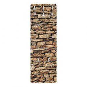 Apalis 67495American-Perchero de Pared de Piedra Pared, 139x 46cm 8