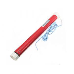Rollerhouse mando a distancia para las ventanas motorizadas cortinas y persianas motor remoto Tubular de 25mm Rojo 10