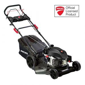Ducati DLM4600 - Cortacésped a gasolina, 139 cc, 4 HP, autopropulsado, 46 cm 7