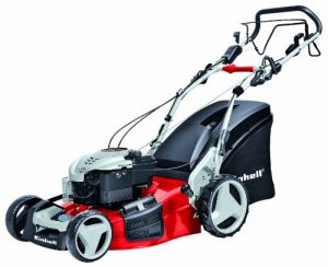 Einhell GE-PM 51 VS-H B&S - Cortacésped de gasolina (2400 W, superficie hasta: 1800 m², capacidad: 70 l) color rojo 6