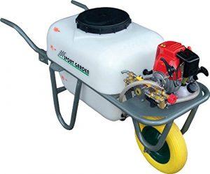 Marca Sg Carretilla - Fumigadora Gas.1 Rue.2T 26Cc 100L 20Bar 2