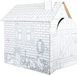 Small Foot - Casa de Juegos de cartón 10015 5