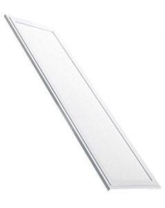 (LA) Panel LED Slim 120x30cm, 48w, 4100 lumenes reales! Blanco neutro (4500K). Driver Incluido. 1