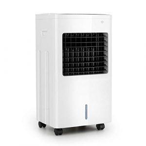 Oneconcept Freeze Me evaporativo - 65W , 400 m³/h , 3 Potencias , Capacidad de 8 litros , Función Nature Wind con 3 velocidades , Pantalla con Sensor , Dirección Manual o automática de la Corriente 4