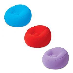 Sillón Hinchable Bestway Inflate-A-Chair 112x112x66 cm 2
