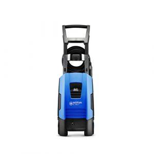 Nilfisk C 135.1 Limpiadora de alta presión o Hidrolimpiadora Compacto Eléctrico Negro, Azul 520 l/h - Limpiador de alta presión (Compacto, Eléctrico, 8 m, Negro, Azul, Aluminio, 520 l/h) 9