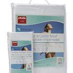 Pikolin Home - Set híper-transpirable e impermeable con protector de colchón (90x190/200cm) y funda de almohada (40x90cm) (Todas las medidas) 16