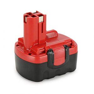 Poweraxis BAT038 - Batería para Bosch (14,4 V, 3,0 Ah, NiMH, 14,4 V, 2607335533 2607335534 2607335264 2607335275 2607335711 13614-2G 22614 32614 34614 52314 AHS 41 ACCU ART 26 PSR 14,4 PSR 1440) 8