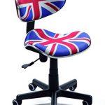 Silla de oficina juvenil, color british 20