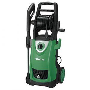 Hitachi AW150(LA) Vertical Eléctrico 400.2l/h 2000W Negro, Verde Limpiadora de alta presión o Hidrolimpiadora - Limpiador de alta presión (Vertical, Eléctrico, 10 m, Negro, Verde, 400,2 l/h, 110 bar) 8