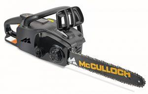 Mcculloch 967686762 967686762-Motosierra con batería Li 58CS, 2200 W, Negro, Amarillo 2