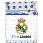 BABYCHISPITAS EDREDON NÓRDICO Real Madrid Escudo CENTRADO 180X260 17