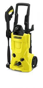 Kärcher K 4 HOME Vertical Eléctrico 420l/h 1800W Negro, Amarillo Limpiadora de alta presión o Hidrolimpiadora - Limpiador de alta presión (Vertical, Eléctrico, 6 m, Negro, Amarillo, 420 l/h, 130 bar) 2