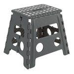 Arregui TB-032-G - Taburete plegable 29x22x39cm gris 12