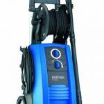 Nilfisk P 160.2-15 X-TRA Vertical Eléctrico 650, 570l/h 3300W Negro, Azul Limpiadora de alta presión o Hidrolimpiadora - Limpiador de alta presión (Vertical, Eléctrico, 15 m, 5 m, Negro, Azul, Aluminio) 16