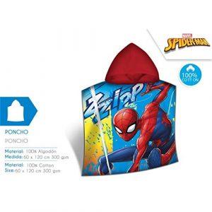 Disney Spiderman Poncho, mv15362, 120x 60cm 7