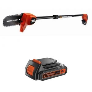 BLACK AND DECKER BLACKDECKER SEGA GPC1820L20-QW + Black and Decker BL2018-XJ - Batería de litio tipo carril (18 V, 2 Ah) 6