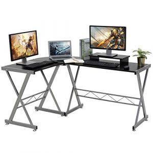 LASUAVY Computer Desk 4