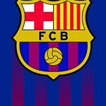 Fc Barcelona Toalla 100% Algodón, Azulgrana 70 X 140 Cm 17