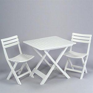 PRO GARDEN Progarden 4666 - Conjunto de Muebles de Patio 7