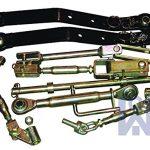Kit de mecanismo de elevación Iseki, enganche de tres puntos, para tractor utilitario 12