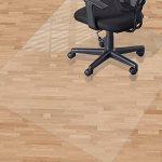 Alfombrilla para silla para suelos duros, 120 x 90 cm, material no reciclable 18