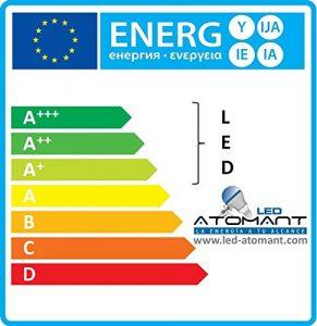 LED ATOMANT TUBO LED 120CM Pack 25x 360 grados, blanco frío (6500K). Standard T8 G13-18w-1800 lumenes reales, 18 W, 25 9