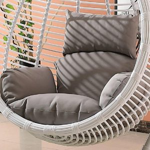 NACHEN Swing Chair Cojín Incremento Acolchado Swing Sofa Cushion Hogar Que cuelga la Almohadilla de la Silla, Color 6 1