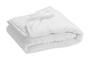 Pikolin Home - Edredón/Relleno nórdico de fibra, antialérgico (antiácaros, bacterias y moho), 100% algodón, 250gr/m², 120x100cm-Cuna 8