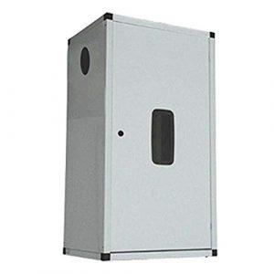 Diankamin - Funda para caldera con salida de tubos laterales - Dimensiones: 102 x 55 x 45 cm 2