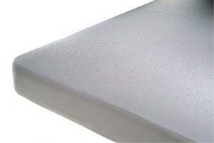 Cándido Penalba Protector de colchón Bambú, Blanco, 50 x 80 cm 5