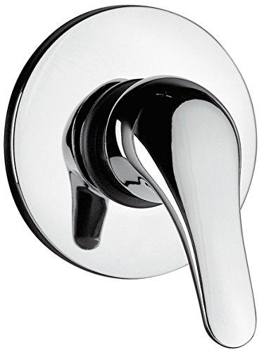 Grifo mezclador empotrable para ducha de la serie Enter 1