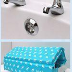 taphat Almohada para grifos de la bañera INNOVACIÓN BRITÁNICA. - azul claro 12