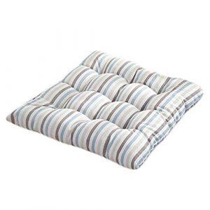 WDOIT - Cojín Acolchado para sillas, Especialmente Resistente, para Muebles de jardín, Style 3, 40cm*40cm 6