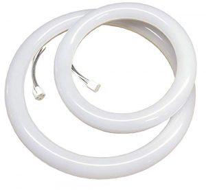 (LA) Pack 2x Tubo LED Circular G10, 30cm (18w) y 20cm (12w). Blanco frio 6500K, STANDARD - Listo para instalar. 5