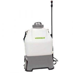 Verdemax - Mochila Pulverizar Electrica 16L. Bateria De Litio 2