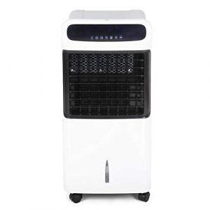 Novohogar Acondicionador de Aire Frío Calor Portátil 4 en 1 Potente. Refrigerador, Calefactor, Humidificador y Purificador - Esterilizador de Aire. 3 Velocidades. Programable. Mando a Distancia 1