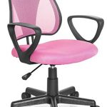 Hjh Office Kiddy Cd Silla de oficina infantil Rosa (Pink) 40x53x92 cm 12