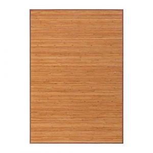 Lola Home Alfombra pasillera Industrial marrón de bambú de 140 x 200 cm Factory 6